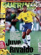 GUERIN SPORTIVO=N°29 1999=BRASILE=POSTER VAN DEE SAAR