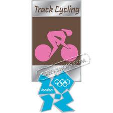 London 2012 Track Cycling Pictogram Pin