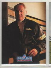 1991 Pro Line Portraits Chuck Noll