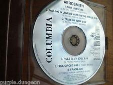 Aerosmith – Nine Lives Sampler   6-track Promo CD