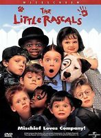THE LITTLE RASCALS (DVD, 1999) NEW!  Widescreen, Mischief Loves Company!