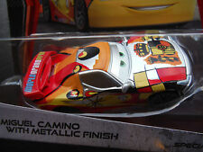 DISNEY PIXAR CARS KMART SILVER MIGUEL CAMINO PC SAVE 5% WORLDWIDE FAST SHIP