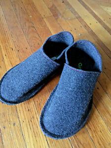 Opplav Men's Slippers Felted size US 9.5-10 ( Euro 42) NEW Glerups