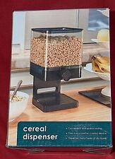 Zevro NIB 1 Gallon 17.5 oz Cereal Dispencer Trail Party Mix Peanuts Rice NEW