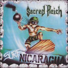CD SACRED REICH SURF NICARAGUA + 6 BONUS TRACKS BRAND NEW SEALED
