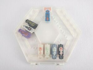 HexBug Nano Bugs + Carry Storage Case Lot Glow In Dark Nitro