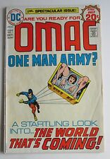 DC. Comics, Omac the one man army # 1  Photos Show  Great Condition