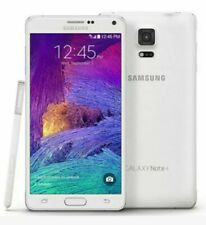 Samsung Galaxy Note 4 SM-N910A 32GB White UNLOCKED GSM AT&T TMOBILE METRO PCS