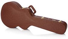 Gator GW-335-BROWN Semi Acoustic Guitar Case