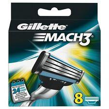 Gillette Mach3 Lames de rasoir 18 Stück NEUF