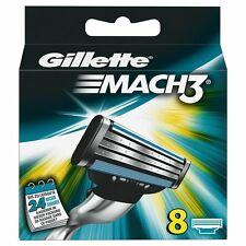 Gillette Mach3 Rasierklingen 18 Stück  Neu