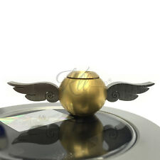 GOLDEN SPIONE Fidget Tri Spinner Cercatore Quidditch FOCUS in alluminio EDC Dito Giocattolo