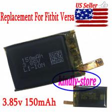 US Seller 3.85V 150mAh Battery For Versa Tracker FB505 FB504 For Fitbit Versa