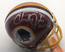 Charley Taylor autographed Washington Redskins signed mini helmet TRISTAR COA