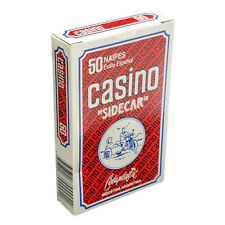 Deck 50 Red Spanish Playing Cards Catalan Casino Sidecar Justo Rodero Argentina