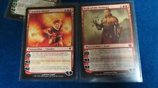 Koth The Hammer & Chandra Ablaze + 20 Random Rares MTG Magic The Gathering