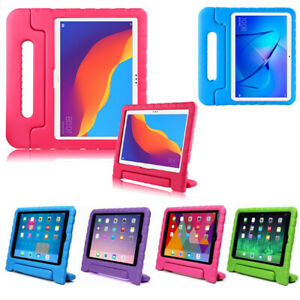 Huawei MediaPad M3 M5 T3 8 T5 10 Tablet Full Body Shockproof Case For Kids Stand