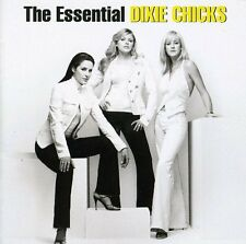 DIXIE CHICKS CD - THE ESSENTIAL DIXIE CHICKS [2 DISCS](2010) - NEW UNOPENED