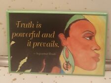 Gbaby African American Magnet/Truly Blessed/BLACK AMERICANA