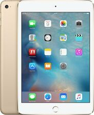 "7,9""/20,1cm Apple iPad Mini4 2x1,5Ghz 2GB RAM 32GB Flash MNY32FD/A WiFi iOS gold"