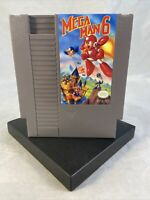 Mega Man 6 (Nintendo Entertainment System, 1994) NES Authentic Cart Only Tested