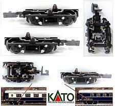Kato N.2 Carrelli Bogie con Presa elettrica per Orient Express CIWL SNCF Scala-n