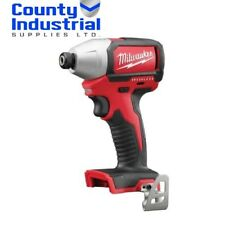 Milwaukee M 18 blid - 0 Compact Brushless Impact Driver (Body Only) Like m18bid