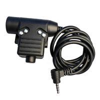 Z Tactical HD01 HD03 Headset U94 PTT Cable Yaesu FT-60R Vertex VX-3R VX-5R Radio