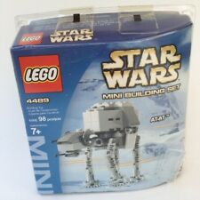 Lego 4489 Star Wars AT AT Walker Warrior Movie Spaceship NIP Sealed