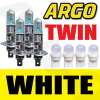 4x Fits Jaguar X Type Headlight Bulbs H1 501 Led 55w Halogen Super White 448 12v