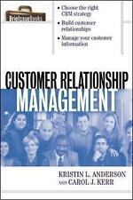 Customer Relationship Management (The Briefcase Book Series)