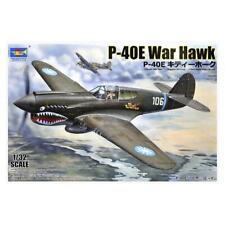 1 32 P-40e War Hawk Trumpeter