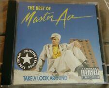 Best of MASTA ACE Take A Look Around CD Collectors Edition  Master RARE OOP HTF
