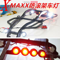 LED headlight lamp + taillight + top lamp + side light for TRAXXAS X-MAXX xmaxx