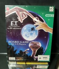 E.T. Extra Terrestrial Board Game - NEW/Sealed - PC Game Retro Big Box
