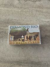 Diamond Rio ~ Unbelievable ~ Cassette Tape