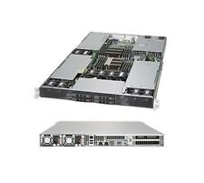 SUPERMICRO SYS-1028GR-TR 1U Server with X10DRG-H Motherboard