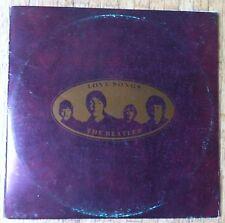 THE BEATLES Love Songs 2-LP/FOC Balkanton orange Label