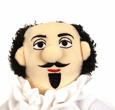 William Shakespeare Giocattolo Morbido-Little pensatori doll