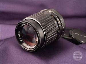 Pentax SMC-M 135mm f3.5 Pentax K Mouint - 066