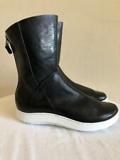 NWOB TRIPPEN 'Win f' Ankle Boots Booties Shoes | Black | EU 40 / US 9