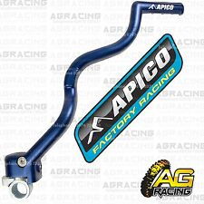 Apico Blue Kick Start Kick Starter Lever Pedal For Kawasaki KX 450F 2008-2015