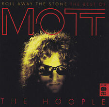 MOTT THE HOOPLE - 2 CD - ROLL AWAY THE STONE - THE BEST OF