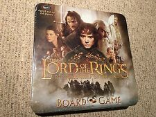 Lord of the Rings Board Game METAL TIN EDITION Fellowship of the Ring NEW SEALED