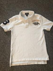 ralph lauren polo shirt Age 10-12