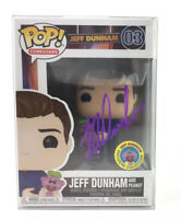 Funko Pop! Jeff Dunham and Peanut #03 Autographed (Purple) Exclusive Collection