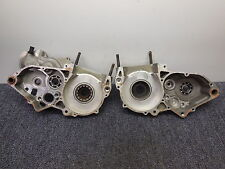 1988 KTM 350 MXC Left and right side matching crankcases crank case 88 350MXC