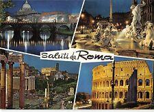 BT1567 saluti da roma  italy