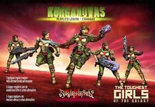 Raging Heroes KST Peoples Legion Command Set