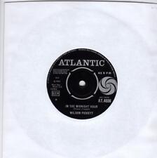 WILSON PICKETT - IN THE MIDNIGHT HOUR b/w I'M NOT TIRED, 1965 ATLANTIC 4036, MOD